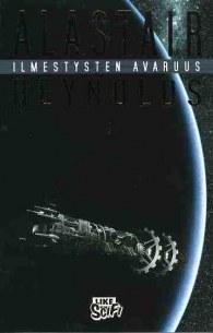 Ilmestysten avaruus by Alastair Reynolds