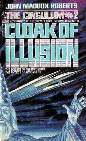 Cloak of Illusion (The Cingulum, #2)
