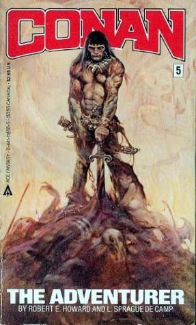 Conan the Adventurer (Conan 5)