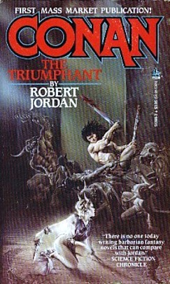Conan the Triumphant (Conan, #4)