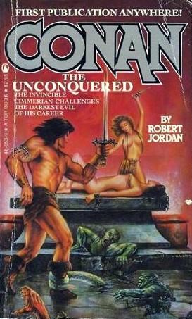 Conan the Unconquered (Conan, #3)