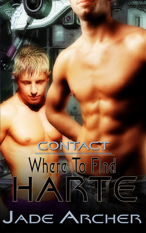 Where To Find Harte by Jade Archer