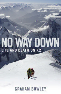 No Way Down by Graham Bowley