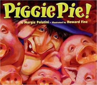 Piggie Pie! by Margie Palatini