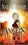 Angels Blood(Guild Hunter 1)