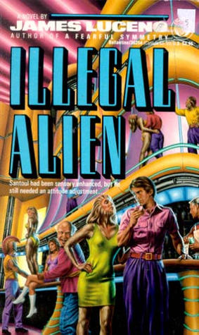 Illegal Alien by James Luceno