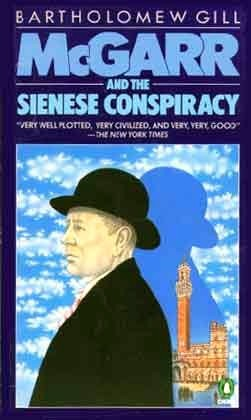 McGarr and the Sienese Conspiracy