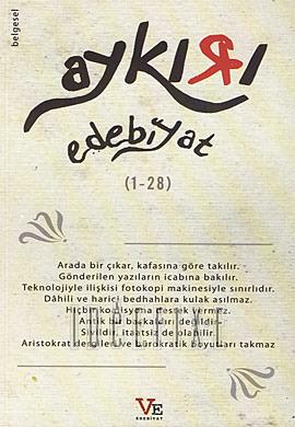 Aykırı Edebiyat by Kolektif