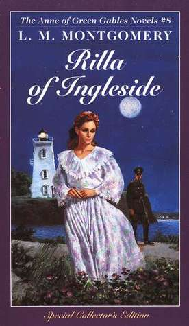 Rilla of Ingleside (Anne of Green Gables, #8)