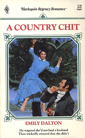 A Country Chit (Harlequin Regency Romanc...