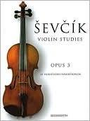 Sevcik: Violin Studies, Op. 3 (40 Variations)