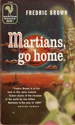 Ebook Martians, Go Home by Fredric Brown PDF!