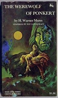 Free download The Werewolf Of Ponkert Epub