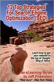 12 Strategies for Search Engine Optimization Descarga gratuita de un libro electrónico de electroterapia