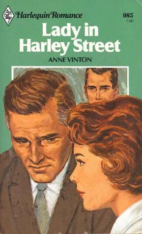 Lady in Harley Street (Harlequin Romance, #985)