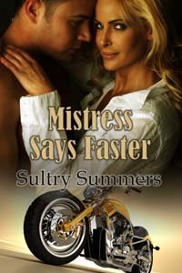Mistress Says Faster