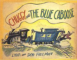 Chuggy and The Blue Caboose