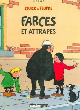 Farces et attrapes (Quick et Flupke, #10)