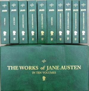 Ebook The Works of Jane Austen in Ten Volumes by Jane Austen TXT!