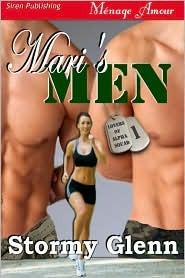 Mari's Men by Stormy Glenn