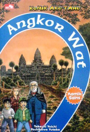 Komik Aku Tahu: Angkor Wat