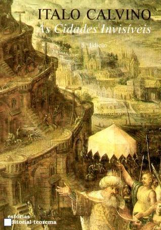 As Cidades Invisíveis by Italo Calvino
