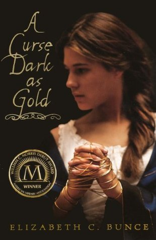 A Curse Dark as Gold by Elizabeth C. Bunce