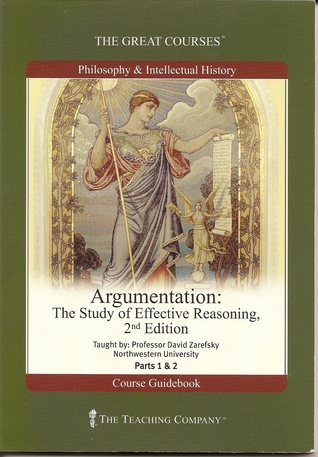Argumentation by NOT A BOOK