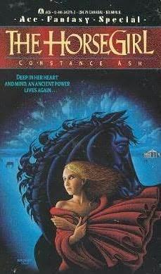 The Horsegirl by Constance Ash