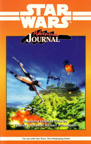 The Official Star Wars Adventure Journal, Vol. 1 No. 7