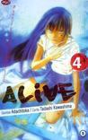 Alive Vol. 4 by Tadashi Kawashima