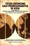 Teori Ekonomi dan Penerapannya di Asia: Buku Pertama: Ekonomi Pembangunan dan Ekonomi Pertanian