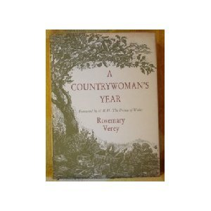A Countrywoman's Year by Rosemary Verey