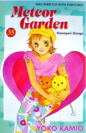 Meteor Garden: Hanayori Dango 35 (Boys Over Flowers, #35)