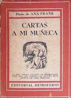 Cartas a mi muñeca: Diario de Ana Frank