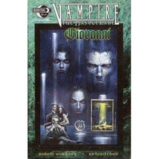 Vampire the Masquerade: Giovanni