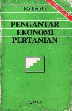 Ebook Ekonomi Pertanian