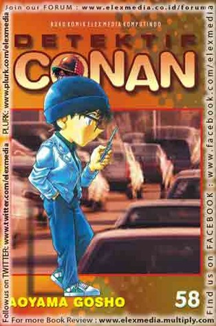 Download Detektif Conan Vol. 58 Epub Free