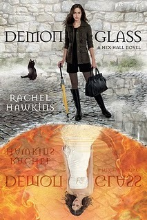 Demonglass (Hex Hall #2) – Rachel Hawkins
