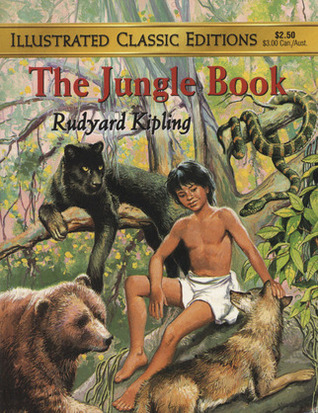 The Jungle Book (Illustrated Classic Editions)