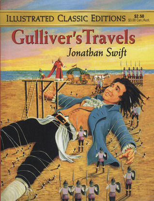 book review gullivers travels Gulliver's travels in each of the three stories in this book, the hero, lemuel gulliver, embarks on a voyage, but, as in the voyages of.