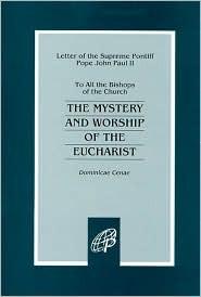 Mystery Worship Eucharist