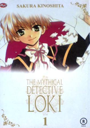 Mythical Detective Loki, Vol. 01
