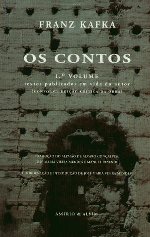 Os Contos – 1.º Volume: Textos publicados em vida do autor