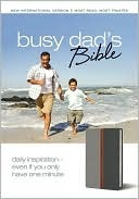 NIV Compact Thinline Bible, Busy Dad's Edition