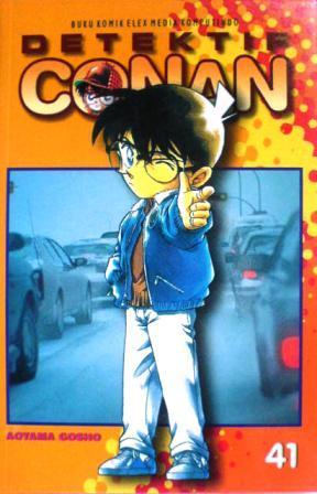 Detektif Conan Vol. 41 by Gosho Aoyama