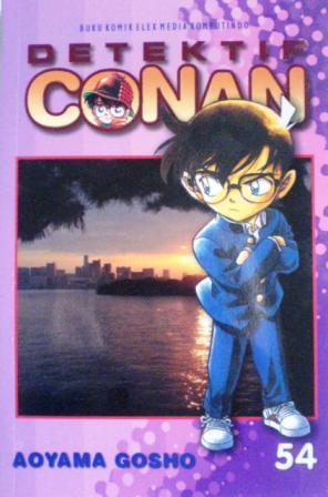 Detektif Conan Vol. 54