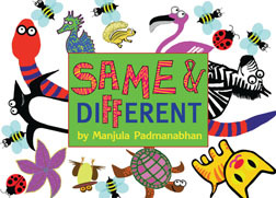 Same & different by Manjula Padmanabhan