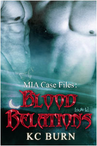 Blood Relations by K.C. Burn