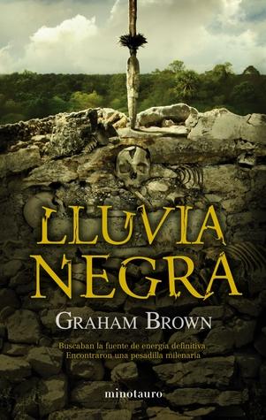 Lluvia Negra (Hawker & Laidlaw, #1)